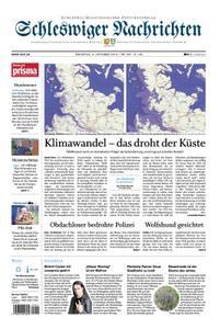 Schleswiger Nachrichten - 09. Oktober 2018