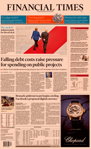Financial Times Europe – 22 August 2019