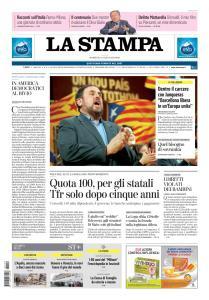 La Stampa Torino Provincia e Canavese - 6 Gennaio 2019