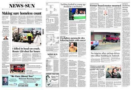 Lake County News-Sun – January 30, 2018