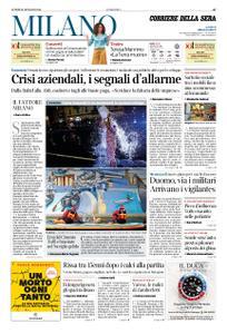 Corriere della Sera Milano – 28 gennaio 2019