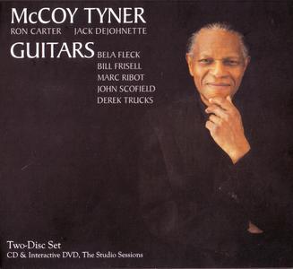 McCoy Tyner - Guitars (2008) {CD+DVD Set, Half Note HN 4537}