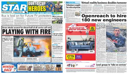 Shropshire Star Shrewsbury Edition – January 28, 2019