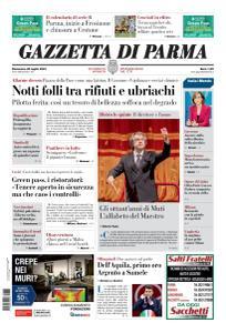 Gazzetta di Parma - 25 Luglio 2021