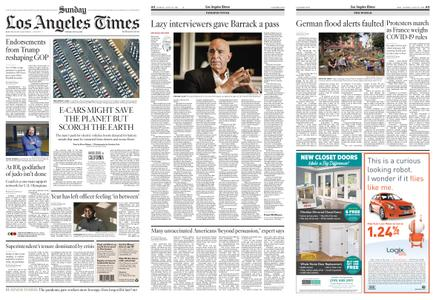 Los Angeles Times – July 25, 2021
