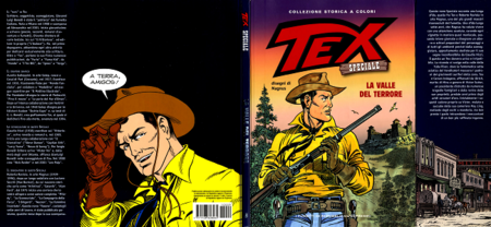 Tex Willer Collezione Storica A Colori Speciale Volume