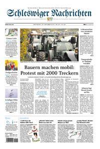 Schleswiger Nachrichten - 23. Oktober 2019