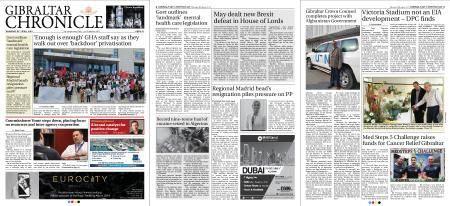 Gibraltar Chronicle – 26 April 2018