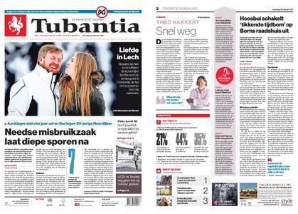Tubantia - Enschede – 26 februari 2020