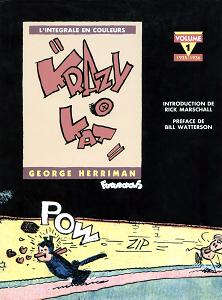 Krazy Kat - Tome 1 - 1935-1936 (Futuropolis)