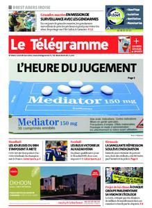 Le Télégramme Brest Abers Iroise – 29 mars 2021