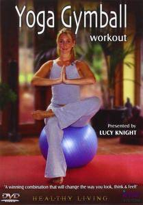 Lucy Knight - Yoga Gymball Workout