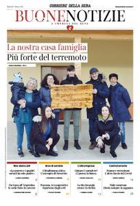 Corriere della Sera Buone Notizie – 02 marzo 2021