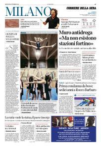 Corriere della Sera Milano – 11 ottobre 2018