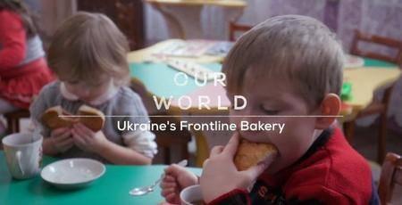 BBC Our World - Ukraine's Frontline Bakery (2018)