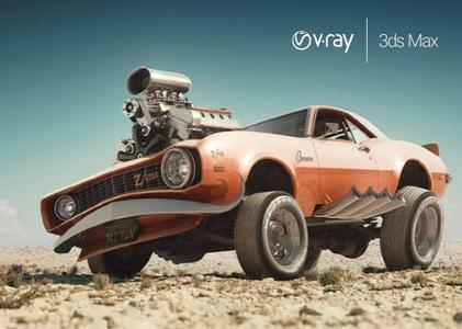 Chaos Group V-Ray Next Update 2 (Build 4.20.00) for Autodesk 3ds Max