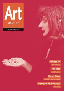 Art Monthly - April 2016   No 395