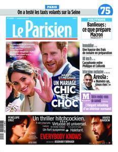 Aujourd'hui en France – 19 mai 2018