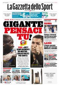 La Gazzetta dello Sport Roma – 04 ottobre 2019