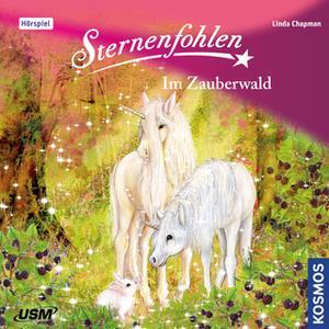 «Sternenfohlen - Folge 13: Im Zauberwald» by Linda Chapman
