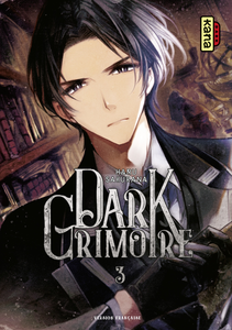 Dark Grimoire - Tome 3