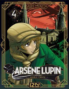 Arsène Lupin - Tome 4 - L'aiguille creuse (2ème partie)