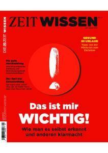 Zeit Wissen - Juli/August 2018