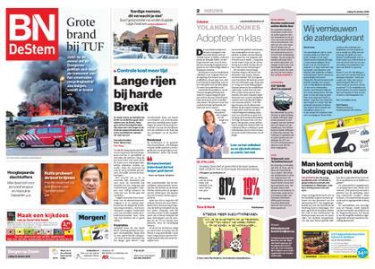 BN DeStem - Bergen op Zoom – 12 oktober 2018