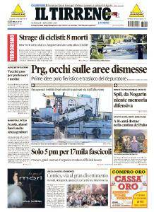 Il Tirreno Livorno - 1 Novembre 2017