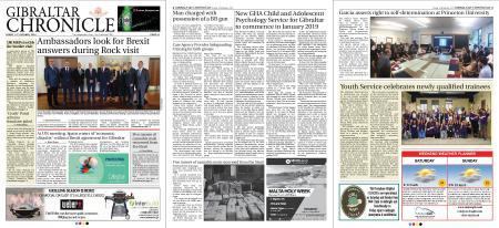 Gibraltar Chronicle – 12 October 2018