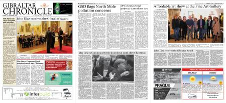 Gibraltar Chronicle – 14 December 2018