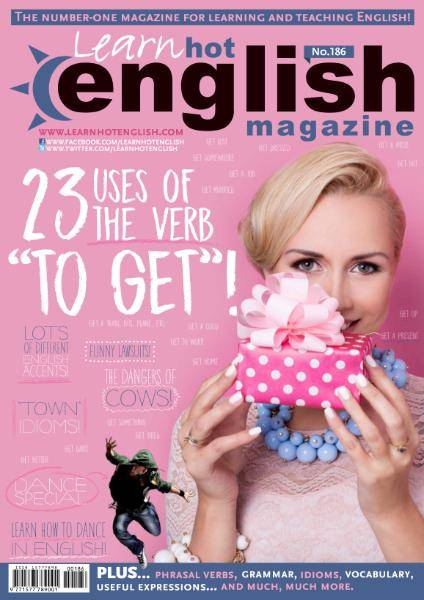 Learn Hot English - Issue 186 - November 2017