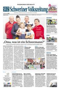 Schweriner Volkszeitung Hagenower Kreisblatt - 16. März 2019