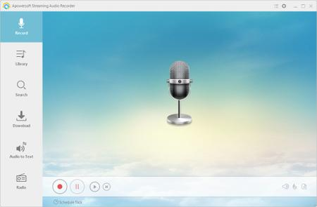 Apowersoft Streaming Audio Recorder 4.3.2.2 (Build 05122020) Multilingual