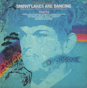 Tomita ‎- Snowflakes Are Dancing (1974) RCA Red Seal/ARL1-0488 - US 1st Pressing - LP/FLAC In 24bit/96kHz