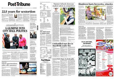 Post-Tribune – January 10, 2019