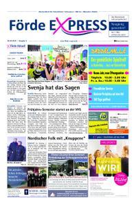 Förde Express - 05. Februar 2020