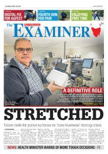 The Examiner - April 16, 2020