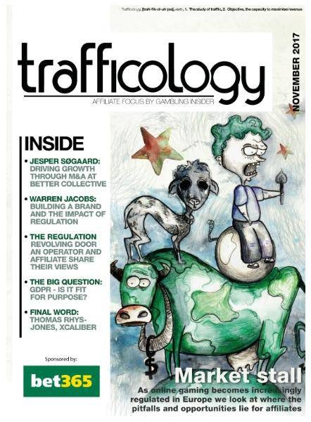Trafficology - November 2017