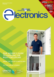 What's New in Electronics - May/June 2019