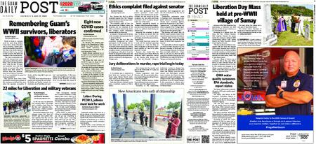 The Guam Daily Post – July 22, 2020