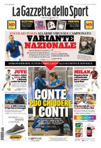 La Gazzetta dello Sport - 2 Aprile 2021