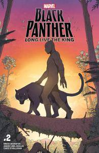 Black Panther - Long Live The King 02 of 06 2018 digital