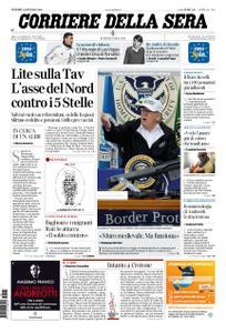 Corriere della Sera – 11 gennaio 2019