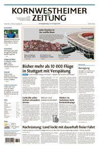 Kornwestheimer Zeitung - 18. August 2018