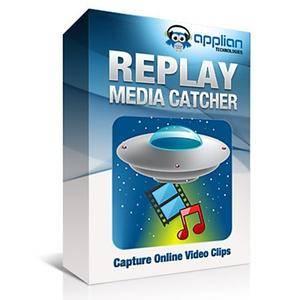 Applian Replay Media Catcher 2.2.3 (263) macOS