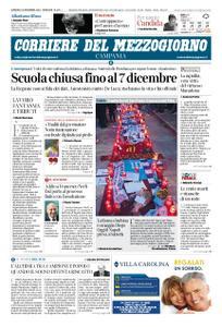 Corriere del Mezzogiorno Campania – 29 novembre 2020