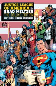 Justice League of America by Brad Meltzer - The Deluxe Edition (2020) (digital) (Son of Ultron-Empire