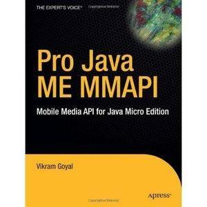 Pro Java ME MMAPI [Repost]