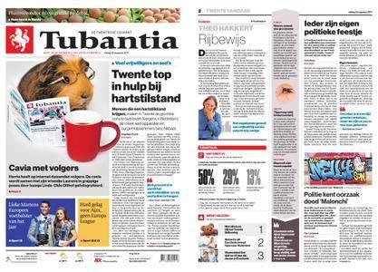 Tubantia - Enschede – 25 augustus 2017